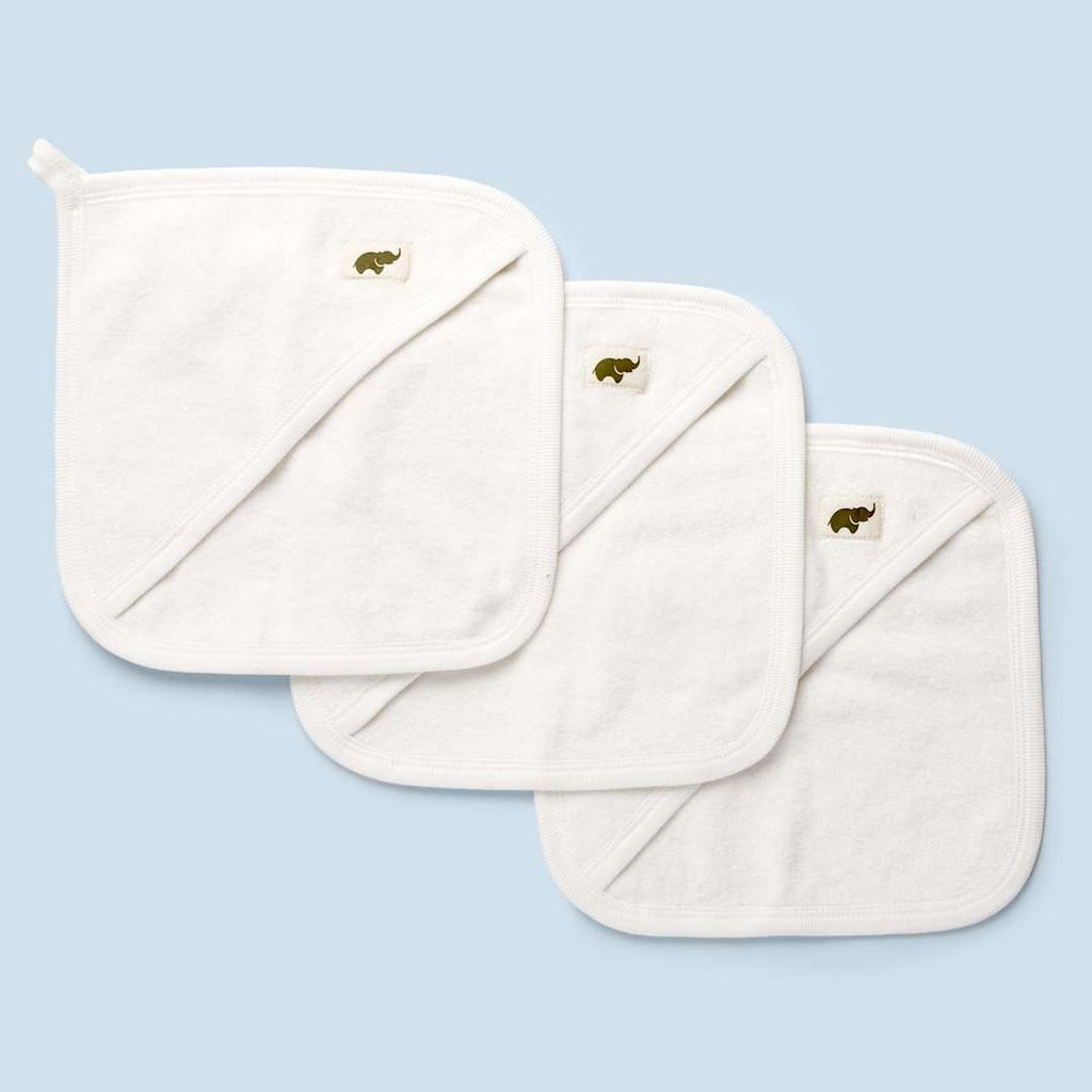 Organic First Washcloth 3-Pack