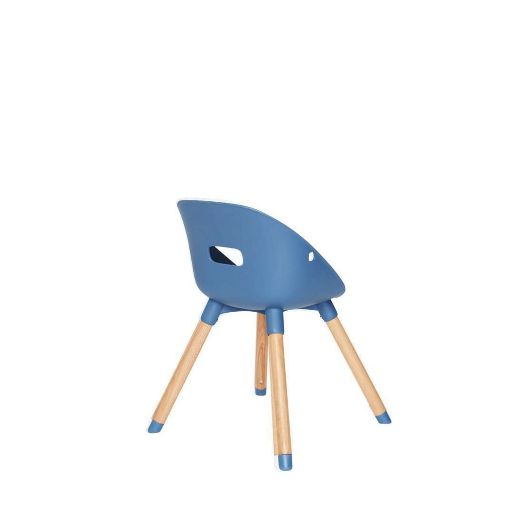 Lalo The Chair - color:Blueberry