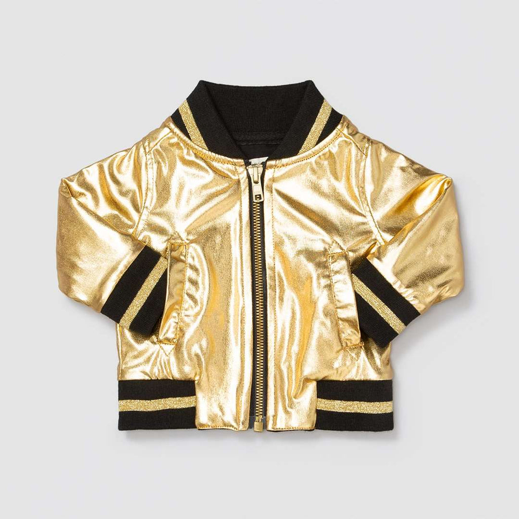 Shine On Bomber Jacket