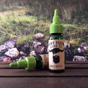 Macbeth Beard Oil