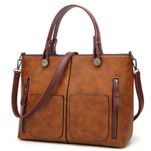 Casual Messenger Shoulder Carryall