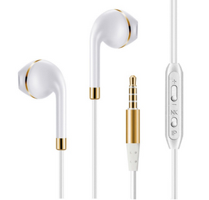 Ace's Earphones: White