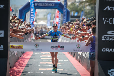 Road to Kona: Carrie Lester