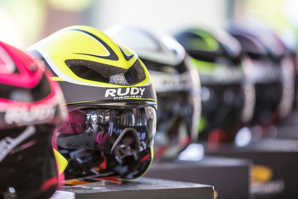 9ce0ba11 Rudy Project Wins IRONMAN® World Championship Helmet Count for a Recor –  Rudy Project North America