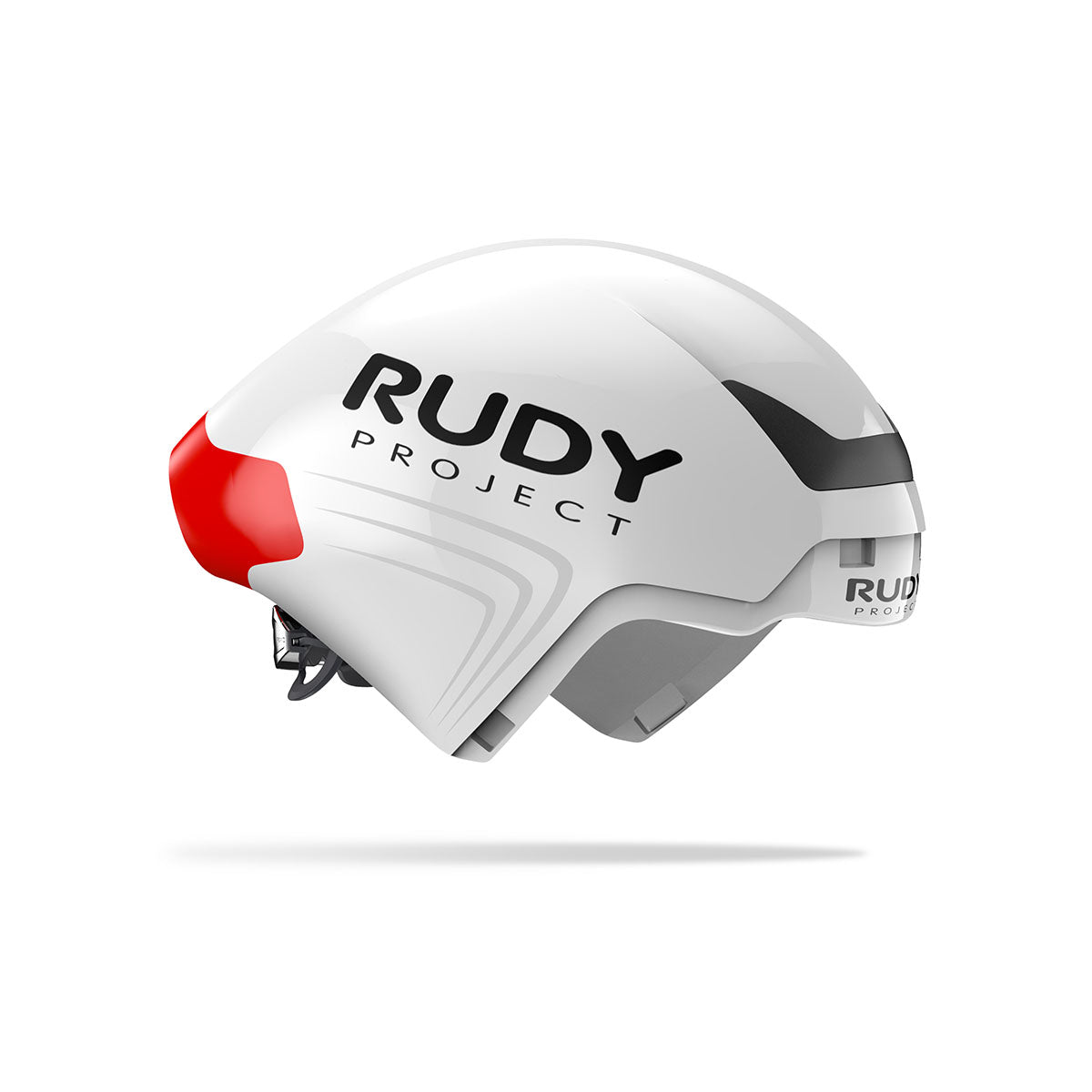 Rudy Project - The Wing - color: White - photo angle: Side Without Visor Variant Hover Image