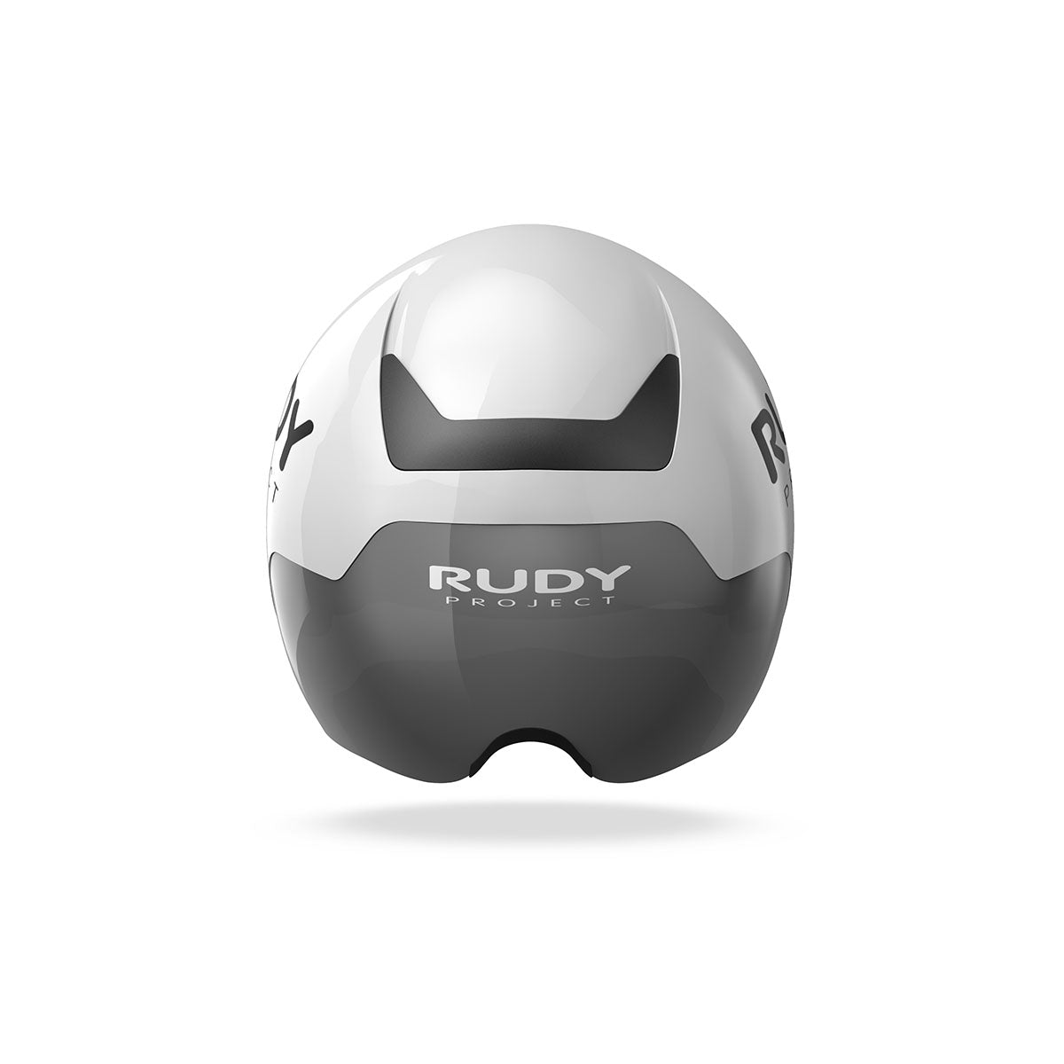 Rudy Project - The Wing - color: White - photo angle: Front WIth Visor Variant Hover Image