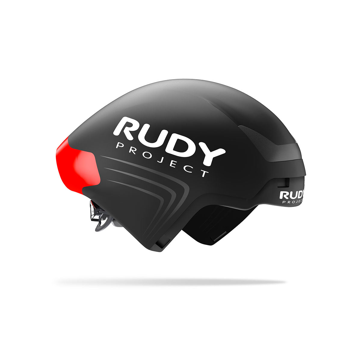 Rudy Project - The Wing - color: Black - photo angle: Side Without Visor Variant Hover Image