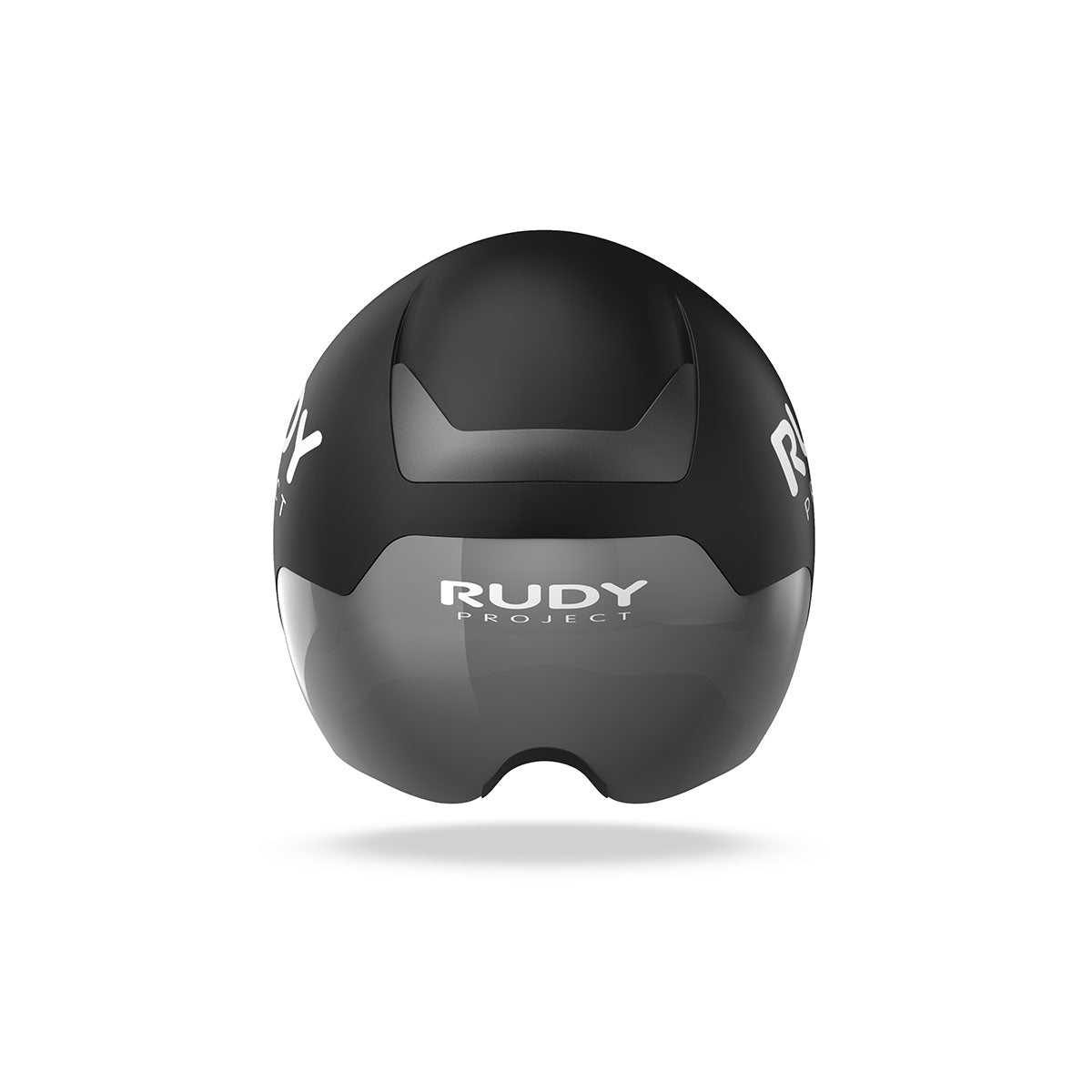 Rudy Project - The Wing - color: Black - photo angle: Front WIth Visor Variant Hover Image