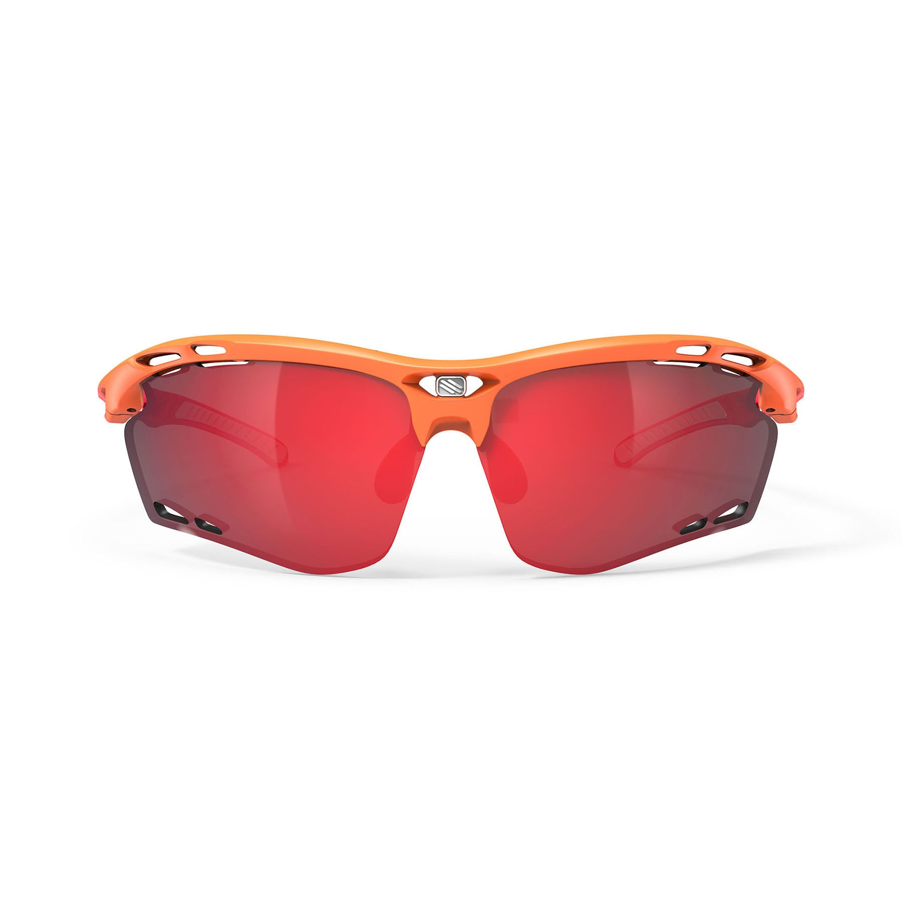 Rudy Project - Propulse - frame color: Pacific Blue Matte - lens color: ImpactX-2 Photochromic Clear to Red - Bumper Color:  - photo angle: Front View Variant Hover Image