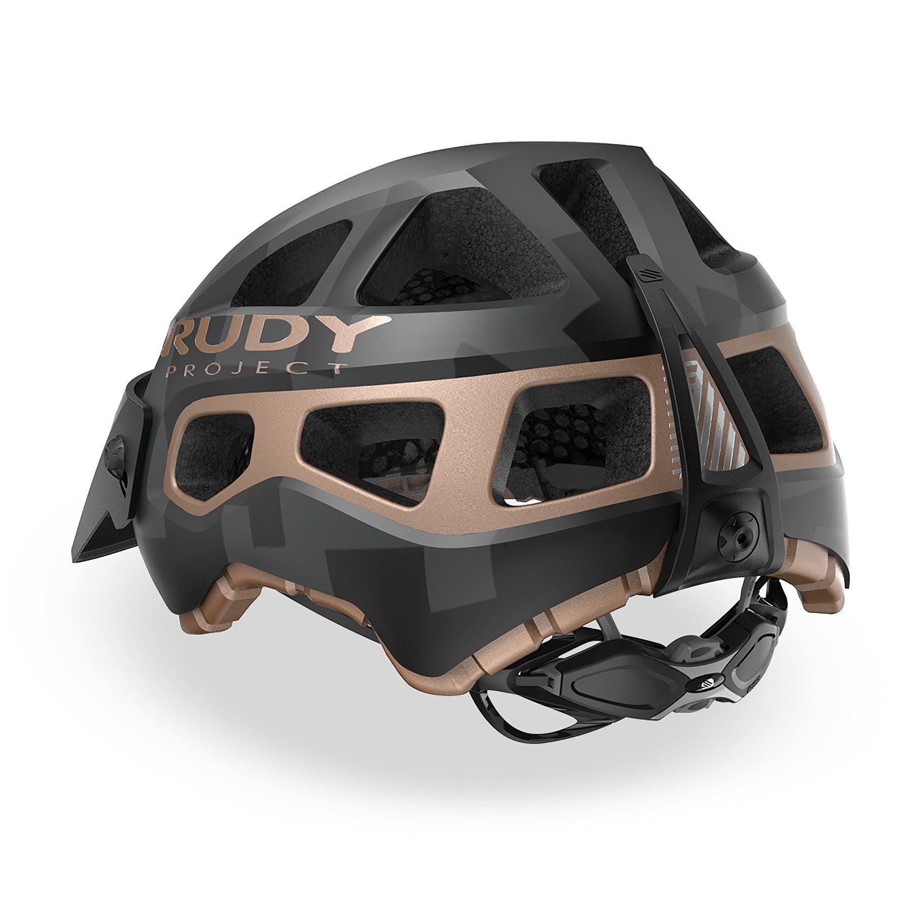 Rudy Project - Protera Plus - color: Bronze Matte - photo angle: Back Angle Variant Hover Image