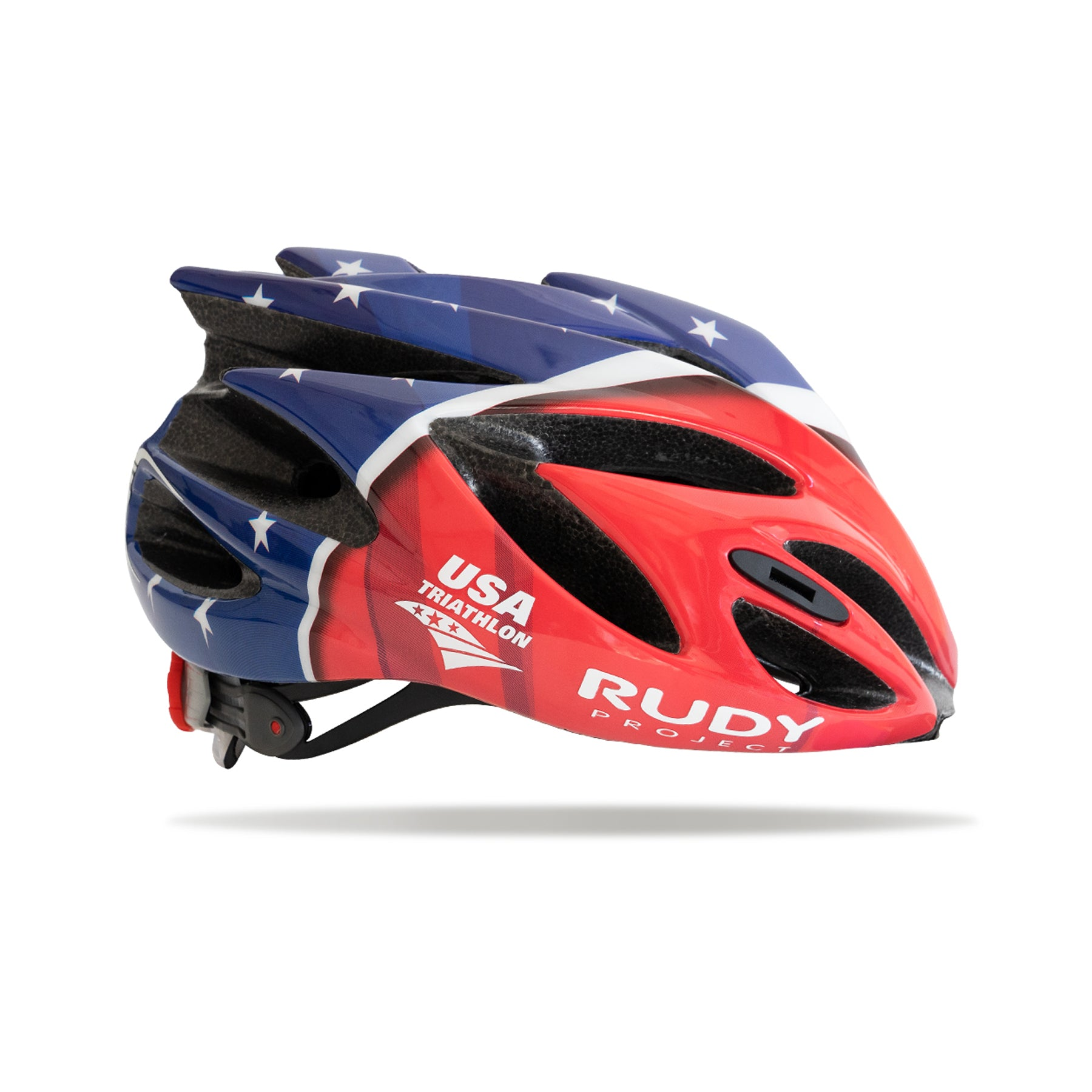 Rudy Project - Rush - color: USA Triathlon Edition - photo angle: Side Variant Hover Image