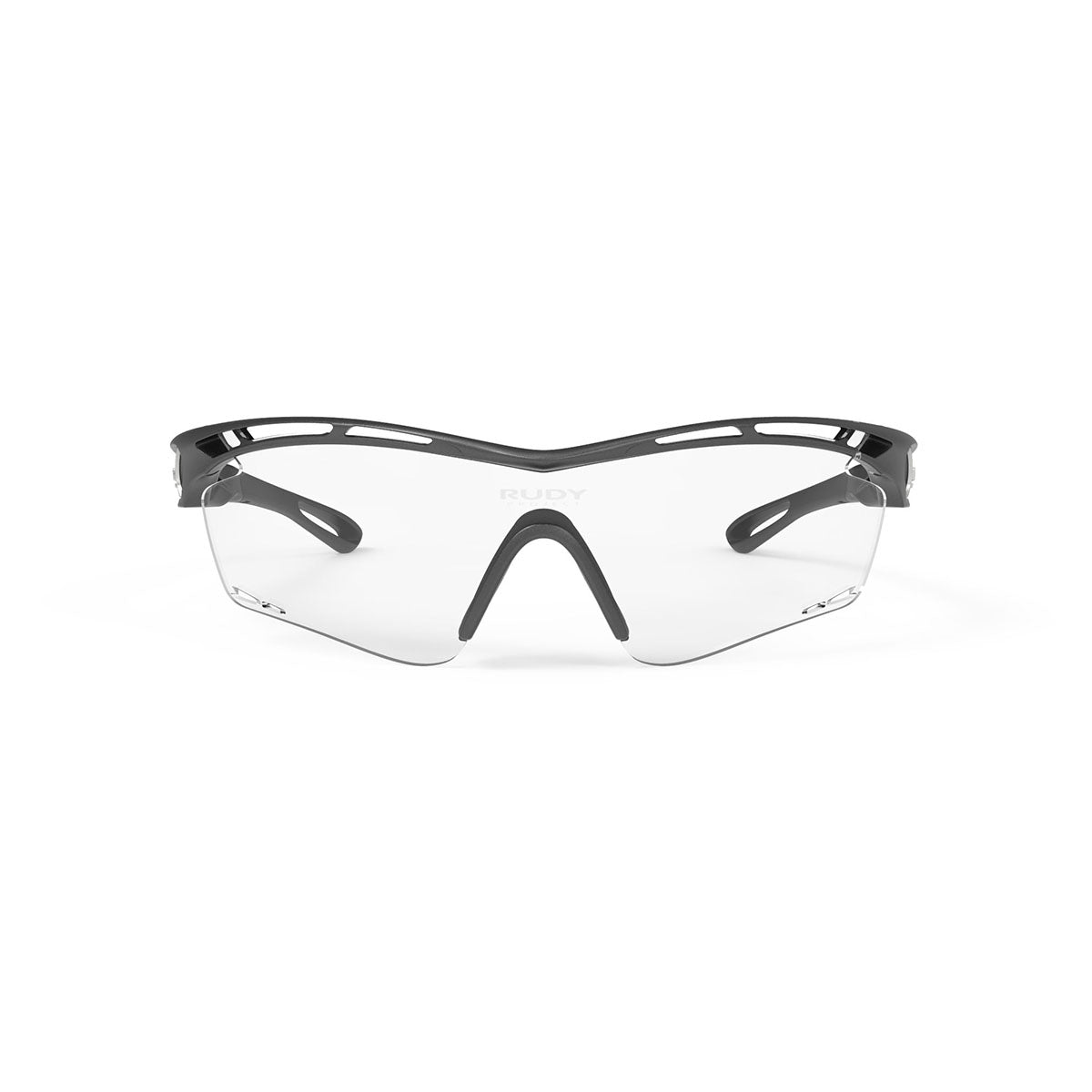 Rudy Project - Tralyx Graphene - frame color: Graphene - lens color: Photochromic clear to black - photo angle: Front View Variant Hover Image
