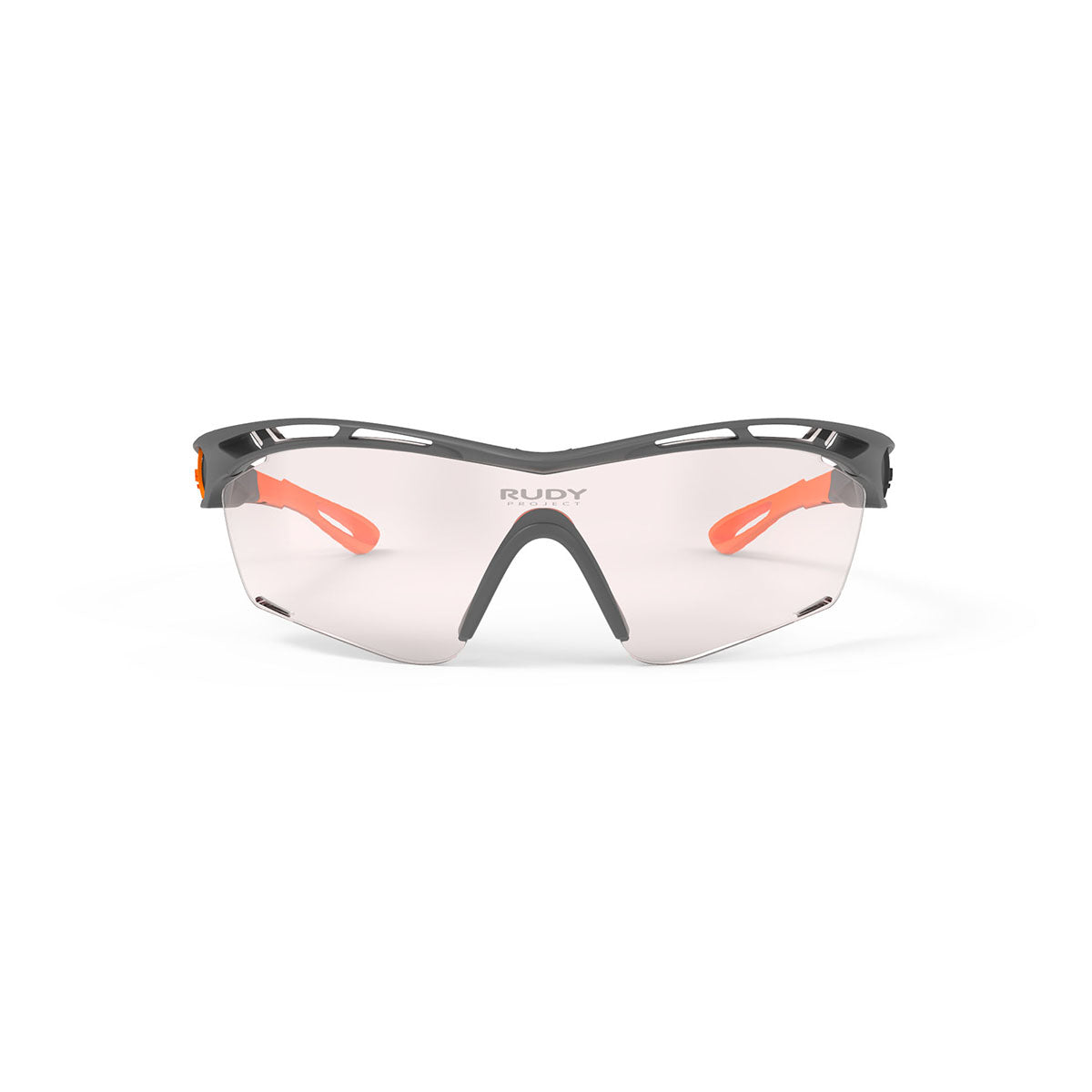 Rudy Project - Tralyx Golf - frame color: Pyombo Matte - lens color: IMPACTX-2 PHOTOCHROMIC PHOTOCHROMIC CLEAR TO RED LENSES - photo angle: Front View Variant Hover Image
