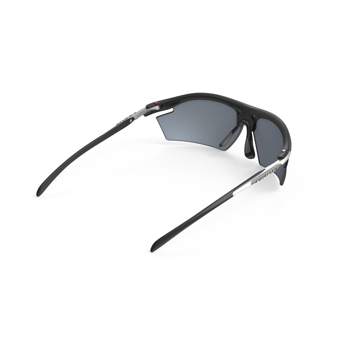 Rudy Project - Rydon - frame color: Matte Black - lens color: Laser Black - photo angle: Top Back Angle Variant Hover Image