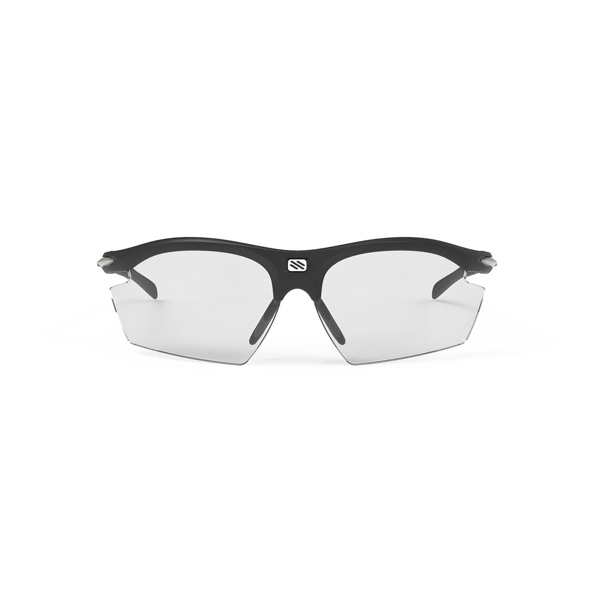 Rudy Project - Rydon - frame color: Matte Black - lens color: ImpactX-2 Photochromic Clear to Black - photo angle: Front View Variant Hover Image