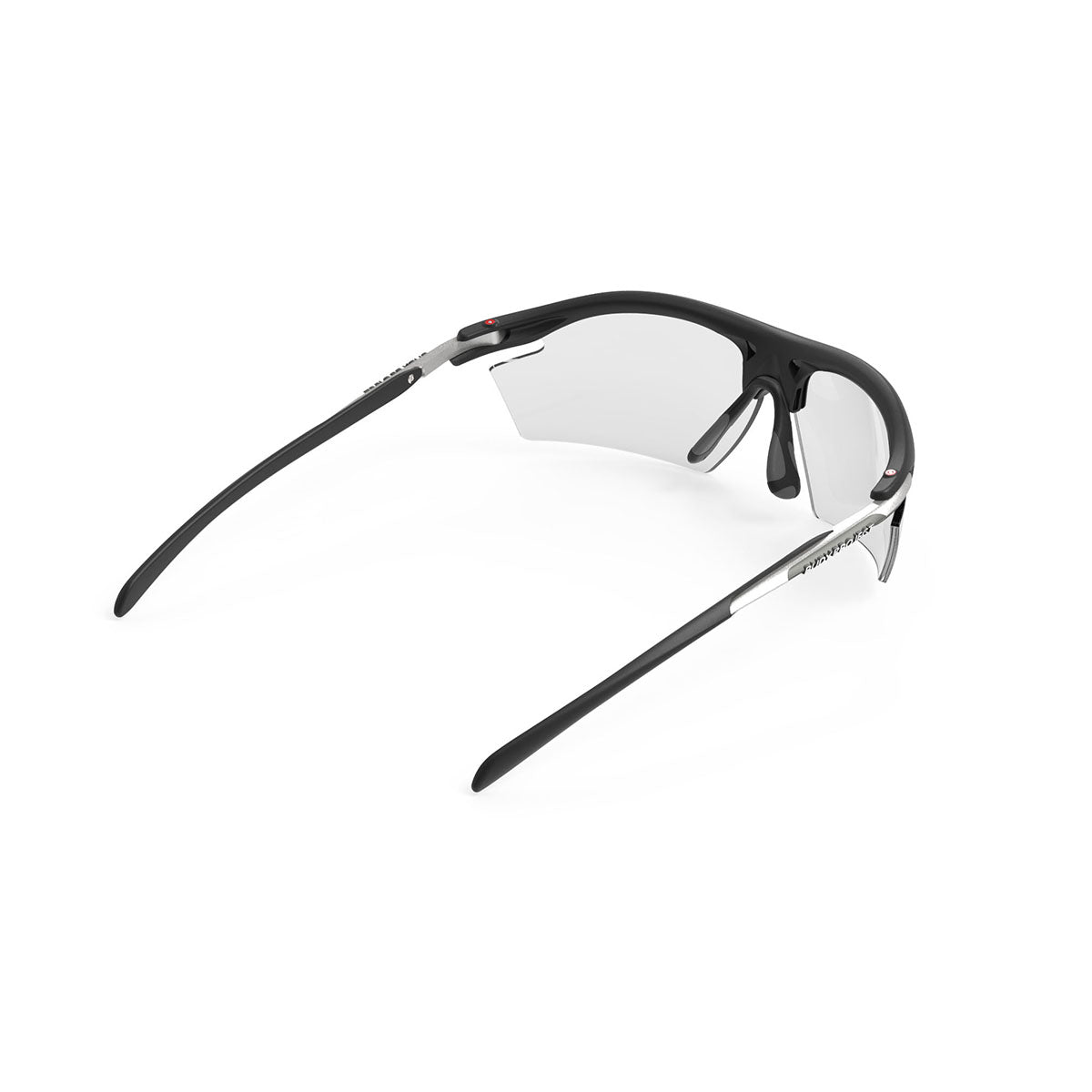 Rudy Project - Rydon - frame color: Matte Black - lens color: ImpactX-2 Photochromic Clear to Black - photo angle: Top Back Angle Variant Hover Image
