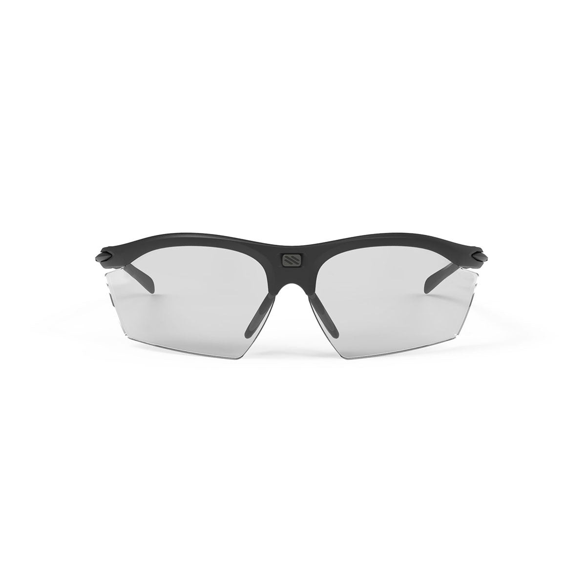 Rudy Project - Rydon - frame color: Stealth Matte Black - lens color: ImpactX-2 Photochromic Clear to Black - photo angle: Front View Variant Hover Image