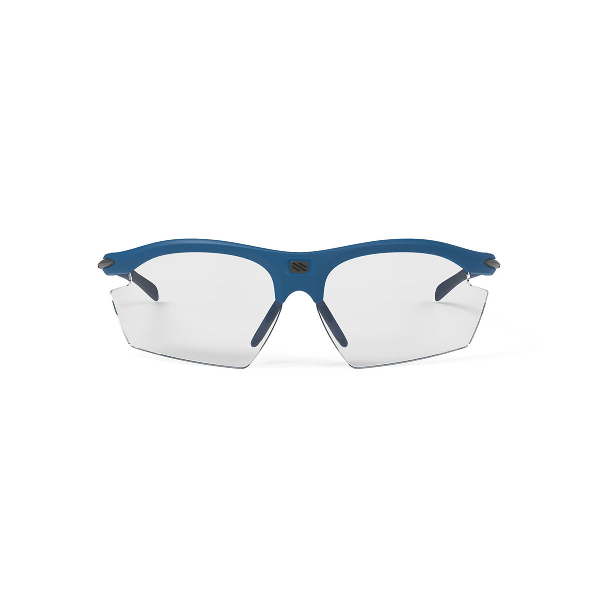 Rudy Project - Rydon - frame color: Pacific Blue Matte - lens color: ImpactX-2 Photochromic Clear to Black - photo angle: Front View Variant Hover Image