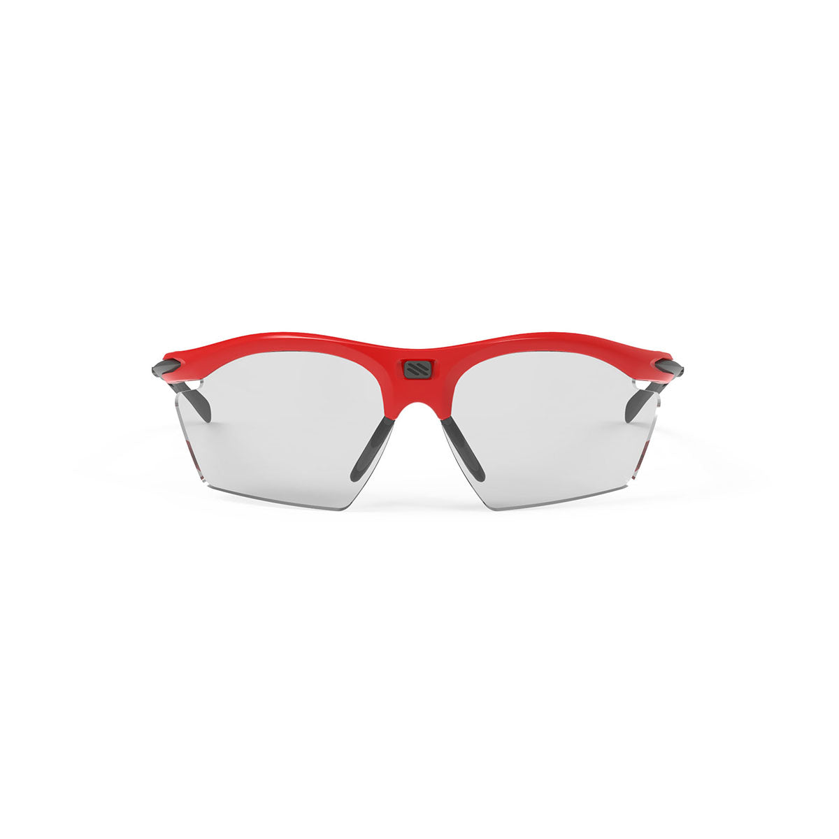 Rudy Project - Rydon Slim  - frame color: Fire Red Gloss - lens color: ImpactX-2 Photochromic Clear to Black - photo angle: Front View Variant Hover Image