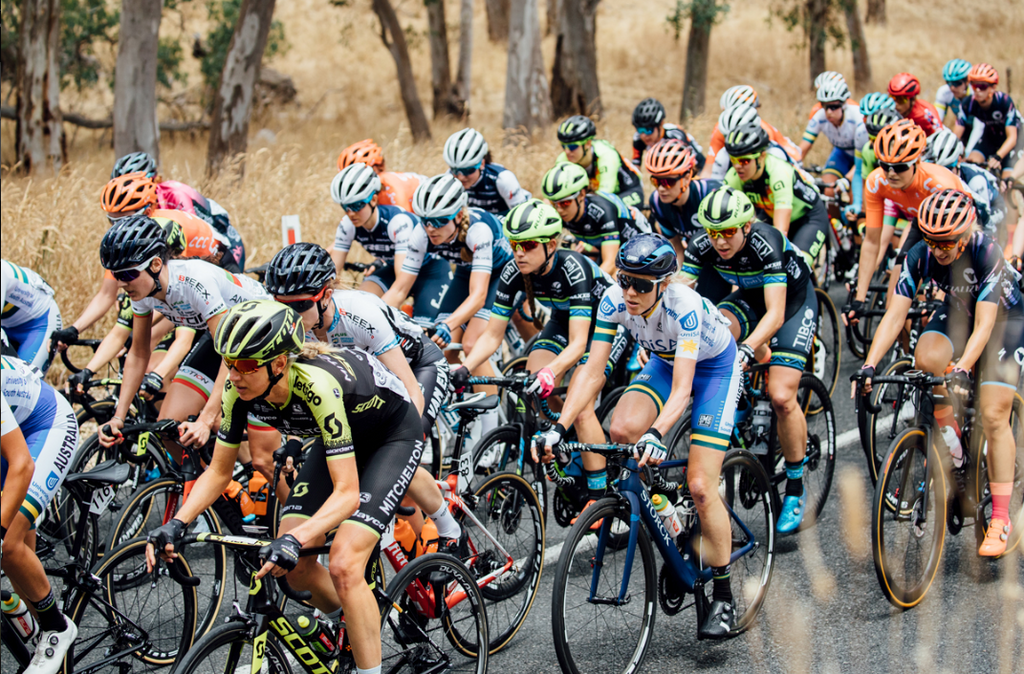2019 Santos Women's Tour Down Under Team TIBCO-SVB Riders