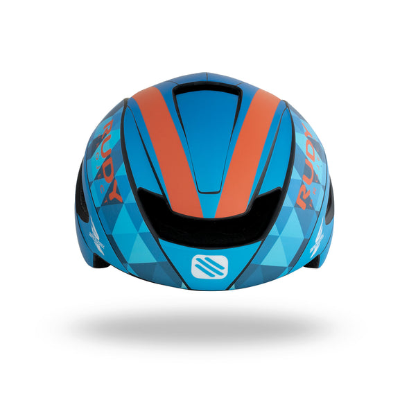 Challenged Athletes Foundation Rudy Project Volantis Helmet Front View