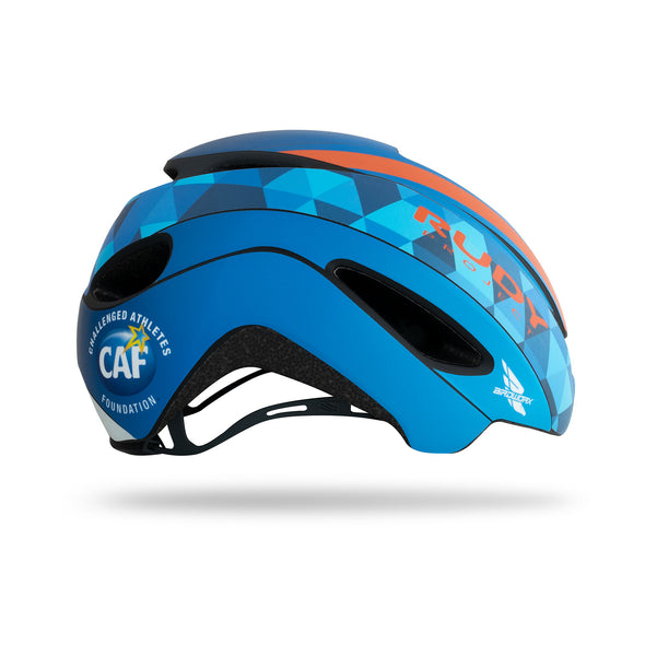 Challenged Athletes Foundation Rudy Project Volantis Helmet Side View