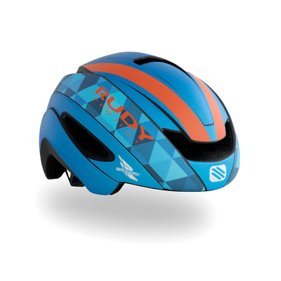 Challenged Athletes Foundation Rudy Project Volantis Helmet 3/4 Front View