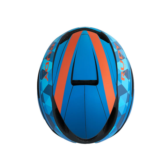 Challenged Athletes Foundation Rudy Project Volantis Helmet Top View