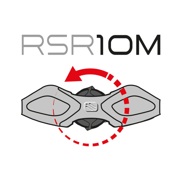 RSR10 Retention System Kit Spectrum