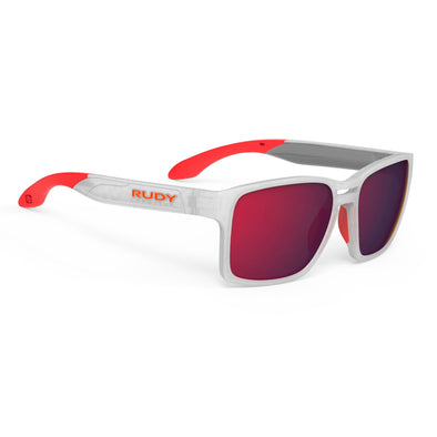 spinair-57 | spinair 57 Ice Matte Frame and Polar 3FX HDR Multilaser Red Lenses