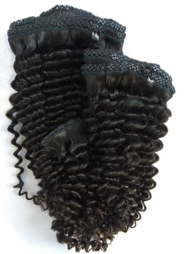 2-3 Bundles Virgin Peruvian Curly! Hair Only-10% DISCOUNT CODE V9SQ-0208-TKM6