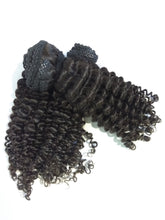 Virgin Brazilian Curly U-Part Wig