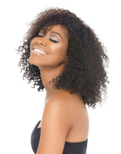 Virgin Peruvian Kinky Curly Lace Wig