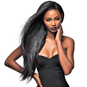 Virgin Brazilian  Straight Lace Wig