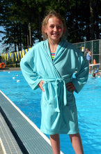 Kid's Hooded Pool Wrap