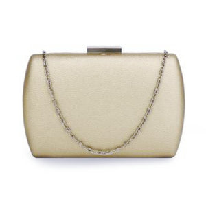 Jessica clutch bag Champagne