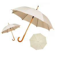 Classic Walking Umbrella Sets in Ivory