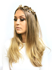 Aurelia Gold Crown