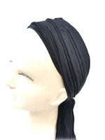 Black Head Scarf