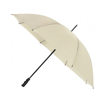 Simple Ivory Umbrella