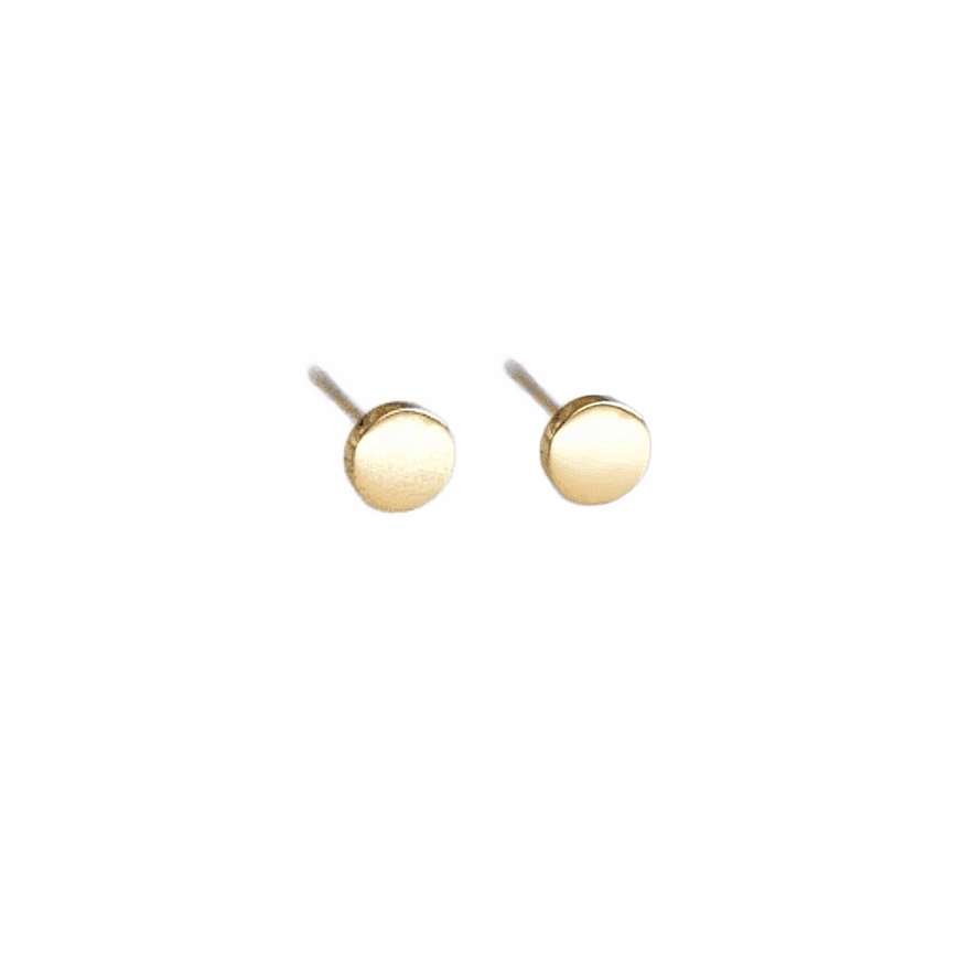 Gold Micro Studs - Pre order for early december delicery