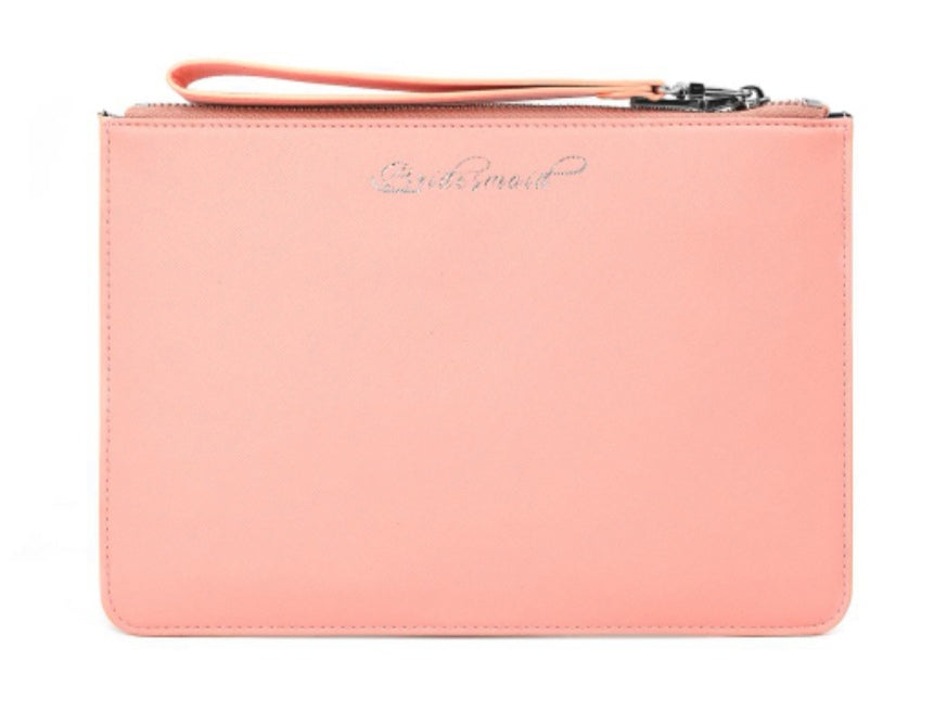 BRIDESMAID clutch bag - CANDY