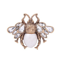 Betty the Bee Brooch