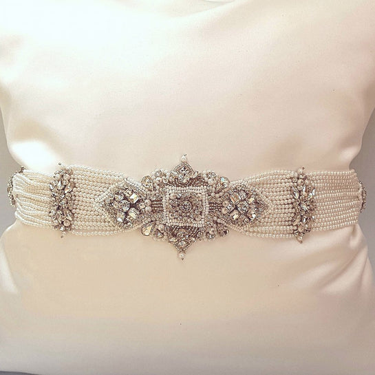 Esme Bridal Belt