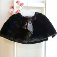 Faux fur capelet SOLD OUT _ DUE BACK FOR AUTUMN 2020