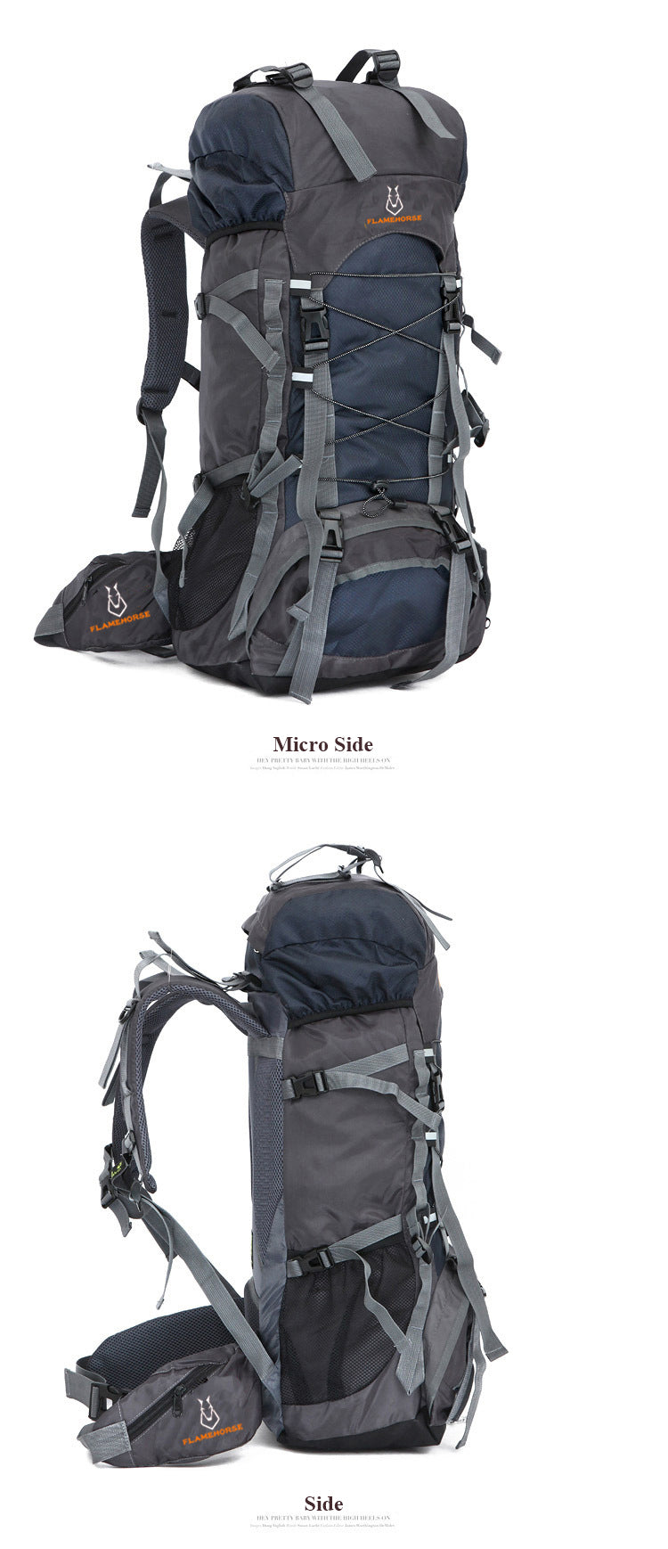 Waterproof Dry Hiking Bag