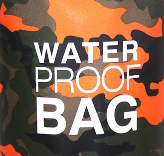 Outdoor Camouflage Portable Dry Bag