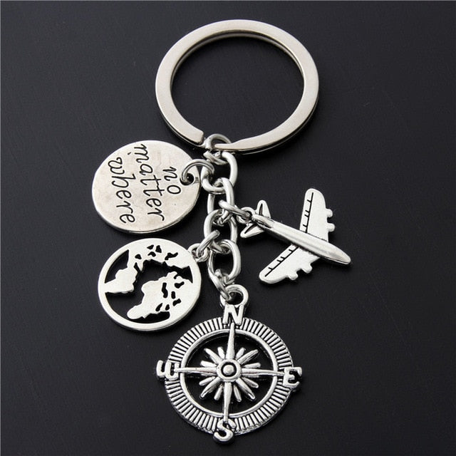 World Travel Charms