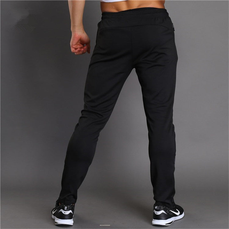 Mens Breathable Long Fitness Pants