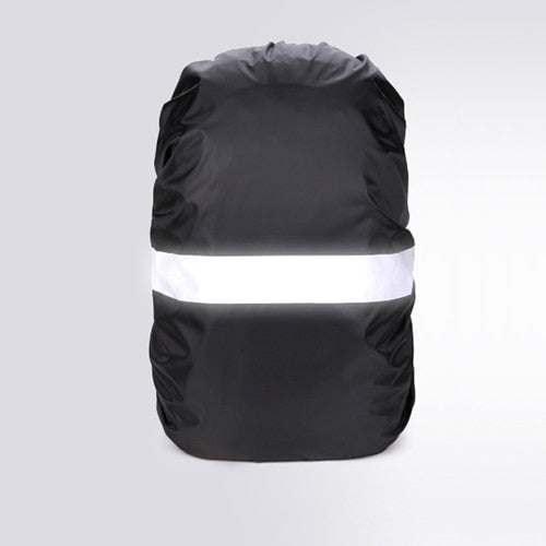 Waterproof Reflective Backpack Cover 20 - 60L
